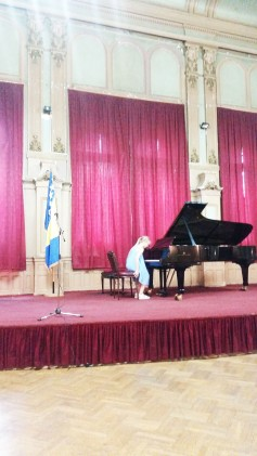 Agnieska Malecka Classical Music concert Series IMKA winner of Cathegory Piano