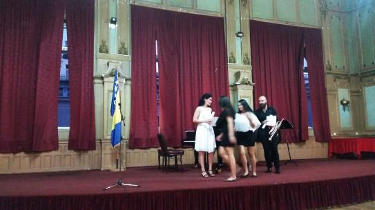 IMKA Music Concert Series Award Winners
