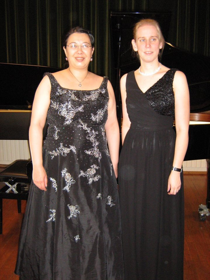 Jessica Riemer und Sora Dietzinger)