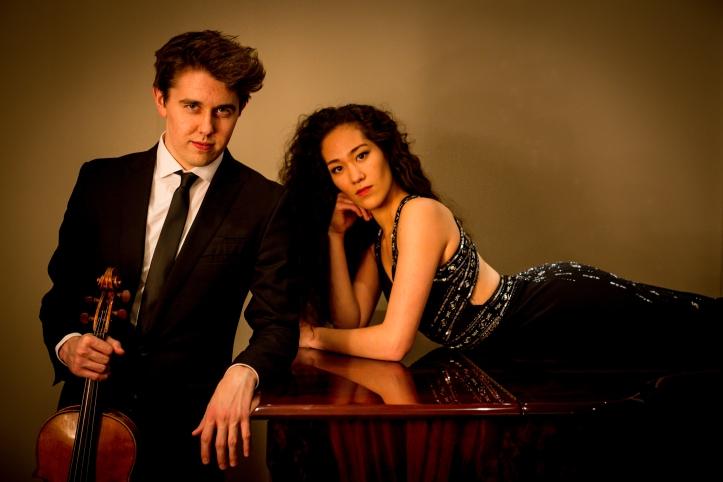 The Ezra Duo (Promotional Photo)