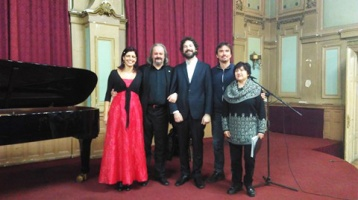concert series in sarajevo