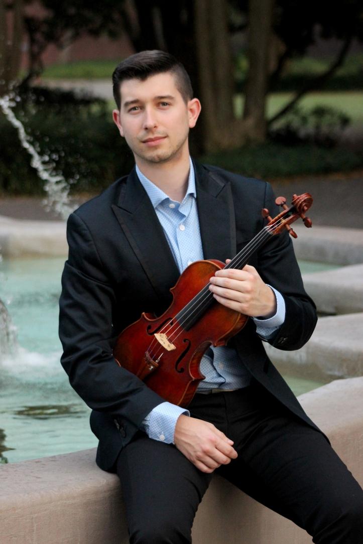 Nicholas Hatt, Violin