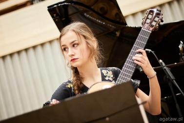 Wroclaw Guitar Quartet Hanna Zielinska