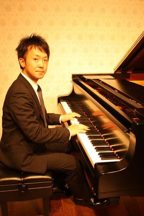 Yoshio Seki Japanese Pianist