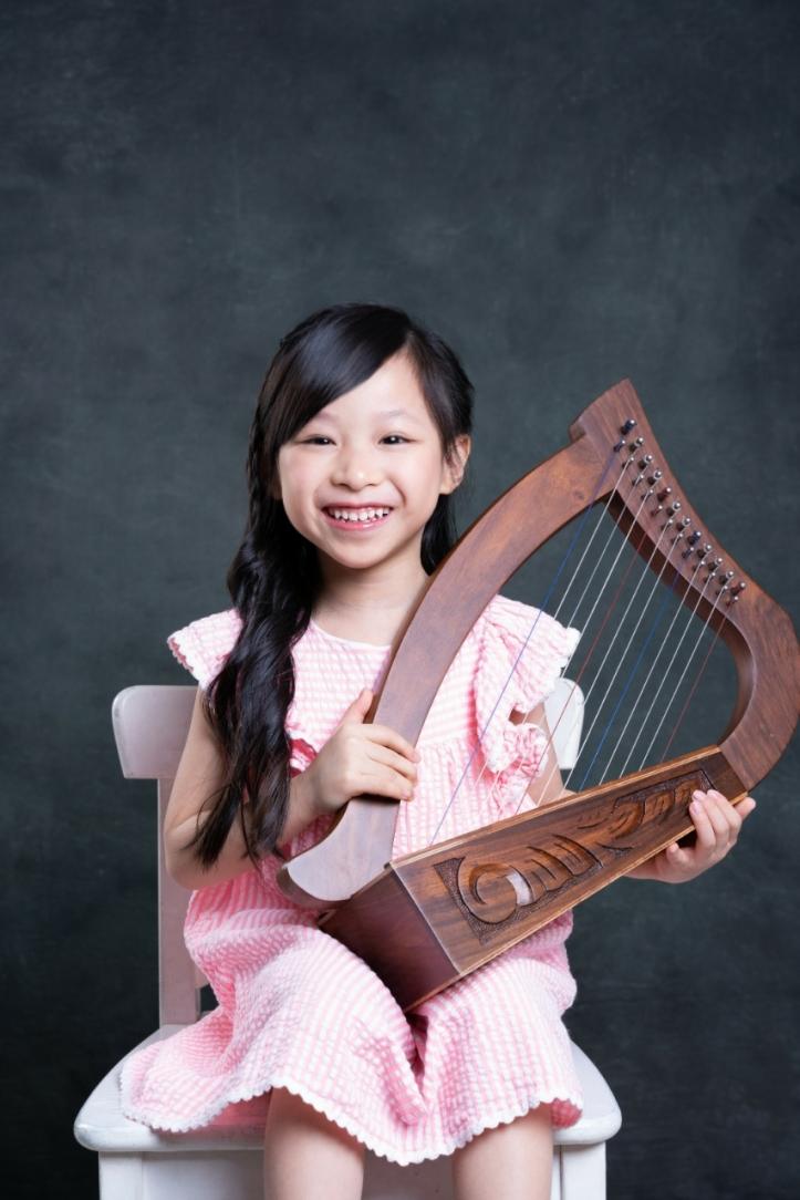Heeley Wu Harp
