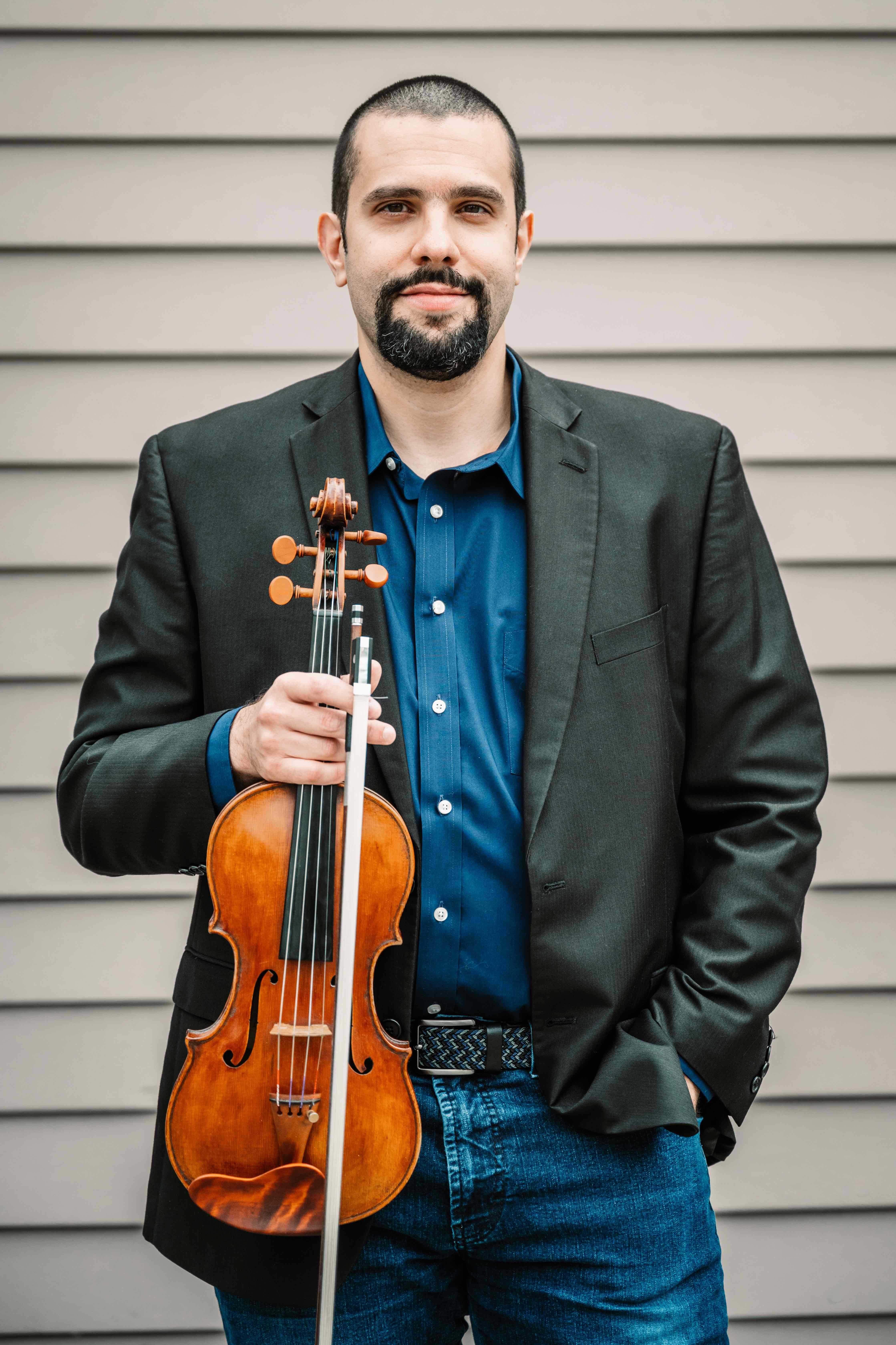 Dr. Marcio Candido  Violin